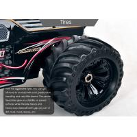 Electric Motor 4X4 RC Cars With 4 Wheel Drive Brushless High CG