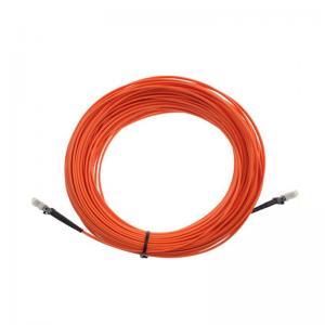 China LAN Fiber Optic Patch Cord , MTRJ To MTRJ 1.8mm LSZH Fiber Optic Cable on sale