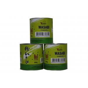China Green Wasabi Powder With HACCP & ISO9001 Certification on sale
