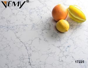 China Factory direct waterproof quartz stone acrylic surface countertop slab on sale