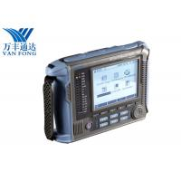 Handheld Rugged E1 Bit Error Tester SAT - 1XS Series Datacom Tester 5 inch Screen