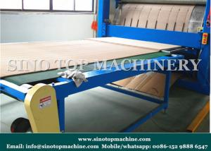 China 2000mm max width high production capacity honeycomb core production line on sale