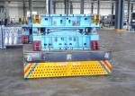Precast Concrete Trackless Transfer Cart For Material Handling Customized Color