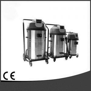 China 30L Industrial Electric Vacuum Cleaners for Container / Bottle Cleaning on sale