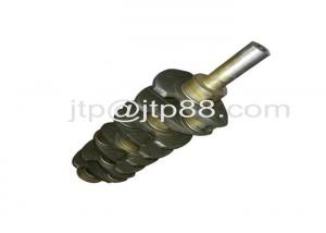 China Forged Steel Die S6D110 Diesel Engine Crankshaft 6138-31-1010 on sale