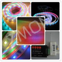 China 2801IC 5050SMD LED magic colorful strip lighting for decoration on sale