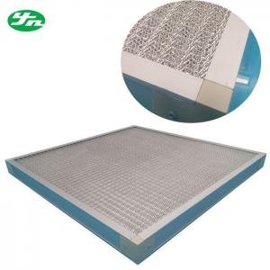 China High Temperature Metal Mesh Pre Filter supplier
