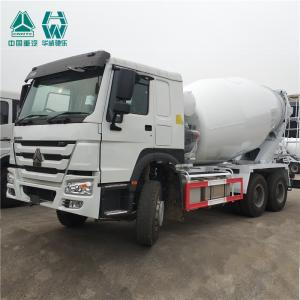 China Heavy Duty Mobile Concrete Mixer Truck For Construction Building Project on sale