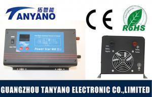 China low frequency power 2000 watt inverter with LCD , auto power inverter on sale