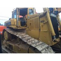 Used CAT D6H Crawler Bulldozer,Japan Used CAT Bulldozer D6H Good Condition