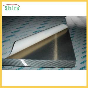 China Recycable Stainless Steel Sheet Surface Protection Tape With Solvent / Rubber Glue on sale