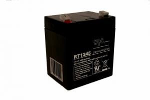 China Small Rechargeable sealed lead acid battery 12v 4ah batteries for ups on sale