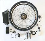 250W alzan 36V piezas motorizadas los equipos de la bicicleta de la bici del motor eléctrico los 25Km/H E