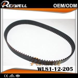 China  RANGER Mazda BT-50 Car Engine Parts WL81 12 205 101RU30 Timing Belt Replacement on sale