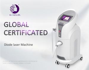 China High Safety Diode Laser Hair Removal Machine 5 ~ 400ms Adjustable Pulse Width on sale