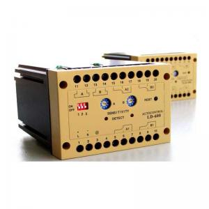 China Double Channel Vehicle Loop Detector Inductive 10 Grade Sensitivity 12 Month Warranty on sale