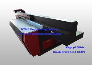 China Digital UV Ceramic Tile Printing Machine ,  UV Flatbed Printer on sale