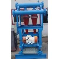 LCS250 × 2 Drilling Mud Desander combination of ordinary desander and shale shaker