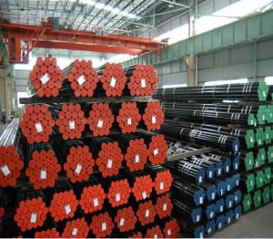 China OD 6 - 219MM Seamless Alloy Steel Pipe 12cr1moVG Material For Pressure Boiler on sale