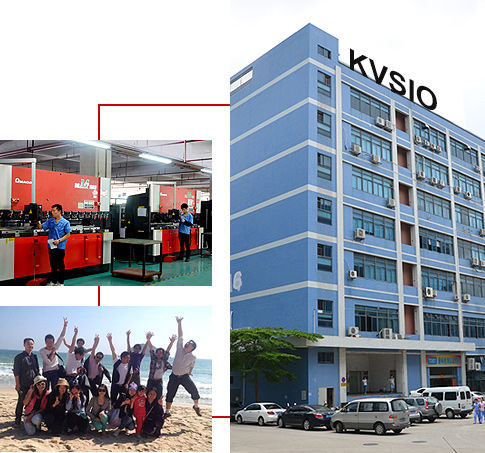 KVSIO INT'L GROUP CO., LTD