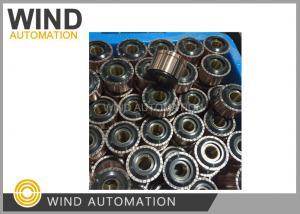 China Home Appliance Motor Fan Motor Winding Machine Commutator Car Motor Colectors Collector on sale