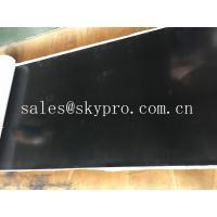 NBR / nitrile / Buna-N Rubber Sheet Roll petroleum & oil resistant