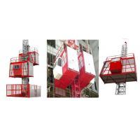 Passenger Hoist 2Ton capacity for passenger and  Building Material , Construction hoist,building elevator