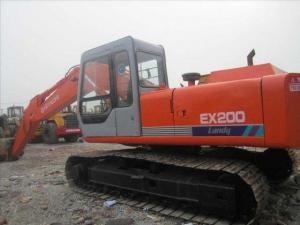 China Used Excavator Hitachi EX200 on sale