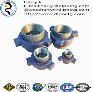 China Professional oil casing manufacturer hammer union assembly hammer union adapter on sale