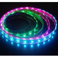 Cool / Pure / Warm White 12 volt waterproof led strip light , outdoor led tape lighting