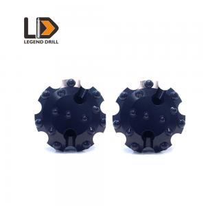 China Tipped Ballistic Atlas Copco Type Rock Drill Bits Hard Retractable Drill Bit For Mining on sale