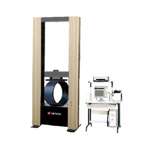 China Mitech MDW-H Micro Control Series Gate Type Ring Stiffness Testing Machine on sale