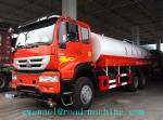 El TANQUE de AGUA de SINOTRUK SWZ 6x4 25000L 340/371HP, EURO III