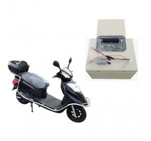Quality Electric Motorcycle Rechargeable Battery 60V 30Ah , Lithium Ion Phosphate Power for sale