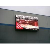 High Definition P8 Advertising LED Display Screen , Light Weight LED Stage Display