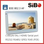 Intelligent Home Control Tablet PC With Wifi POE Android OS