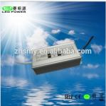 ip65 impermeable llevó la corriente constante IP67 100W 2000mA 3000mA de la fuente de alimentación del conductor