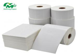 Semi Glossy Direct Thermal Labels 4*6 Inch 250PCS PER ROLL