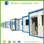 puerto rico prefabricated cheap self contained steel frame container house