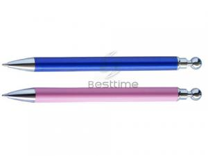 China Exclusive attractive medical disposable Metal Pens with solid colors barrel MT1168 on sale