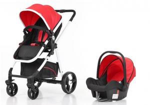 China CE approved European standard baby stroller / baby stroller 3 in 1 / remote control baby carriage on sale