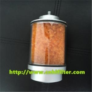 China Dehydrating Transformer breather air filter with silicia gel by china manufacture on sale