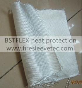 China Refractory Heat Insulation High Silica Cloth on sale
