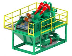 China China supplier TR Solids control Bored Pile Desanding Plant for TBM slurry treatment on sale
