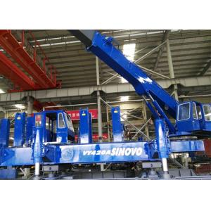 China VY Series Hydraulic Static Pile Driver , powerful construction pile driver on sale