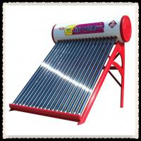 2013 good quality Compact non-pressurized solar water heater ( CE & keymak