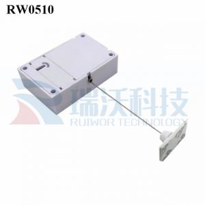 China RW0510 Security Tether | Security puller,extendable Pull Box,security anti theft pull box on sale