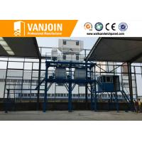 China EPS Cement Wall Panel Construction Material Making Machinery With CE Certification on sale