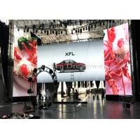 China LED RGB Full Color LED Video Wall Screen 1.875 mm Pixel Pitch LED Wall Rental on sale