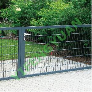 China Europe Style Wire Security Metal Fencing Panels For Agriculture / Construction on sale